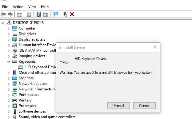 Solved: Function keys not working on Windows 10 laptop