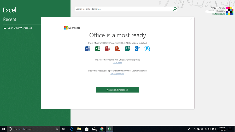 Office 2019 available for Windows and Mac (Features and ...