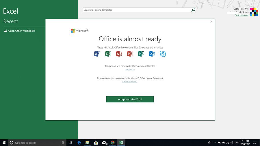 Microsoft word 2019 freezing up